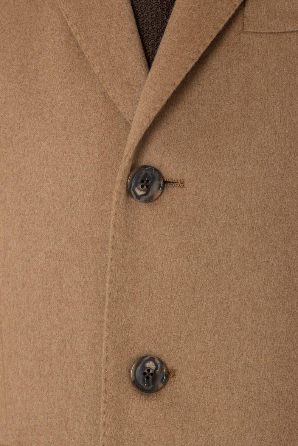 Płaszcz kamelowy